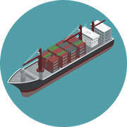 Container liner shipping services