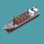 Transport maritime conteneurisé