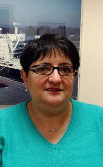 Djamila, Agent de consignation, Marseille