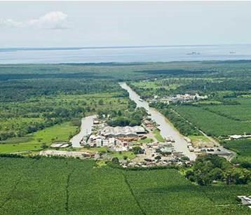 Marfret parie sur la dynamique de Turbo, le port colombien des exportateurs de fruits