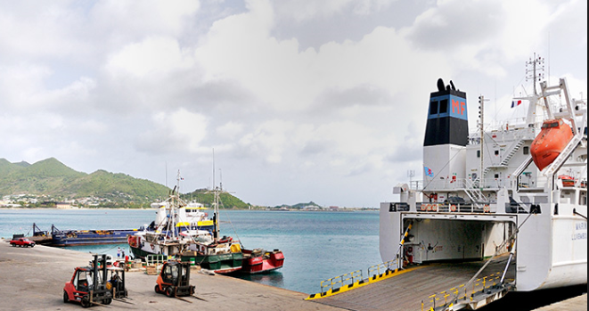 With an agency in Saint-Martin, Marfret bolsters its presence in the West Indies